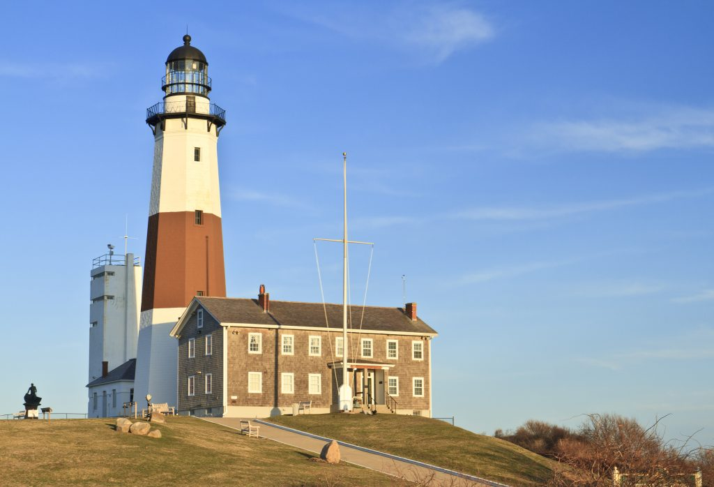Long Island Lighthouse Spring