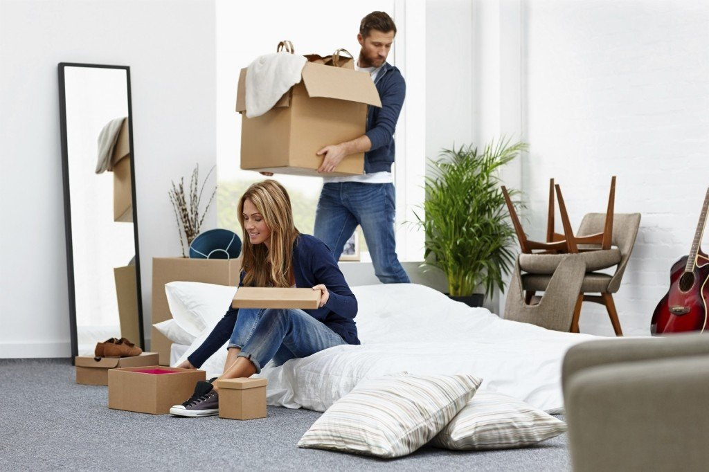 Unpacking In Your New Home