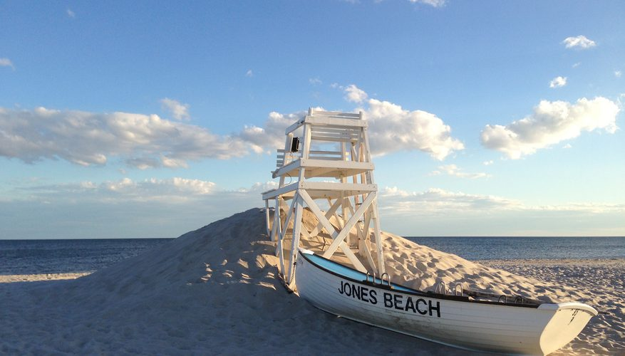 Best beach to visit on long island Jones beach Summer