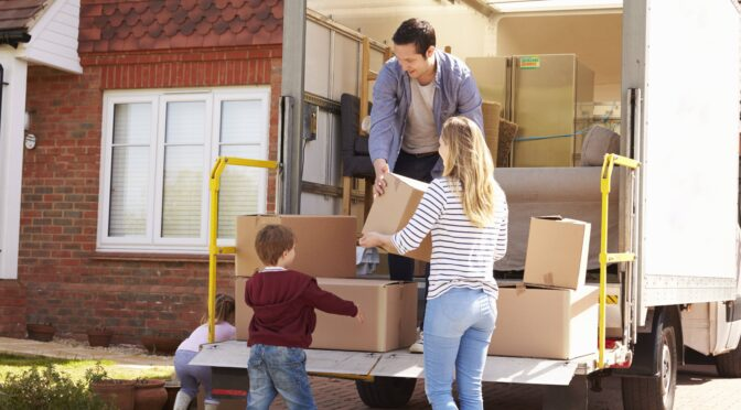 Top things to do before moving out