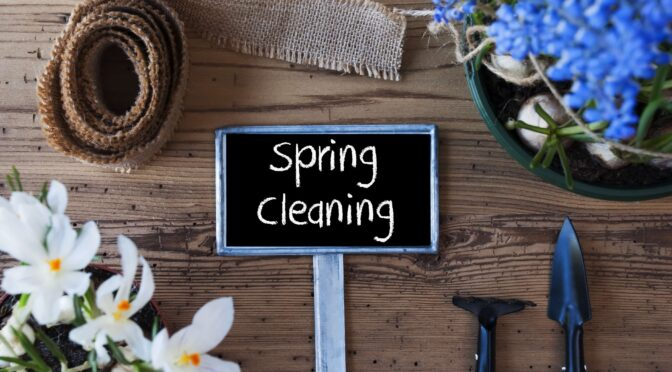 Spring Cleaning Dos & Don'ts